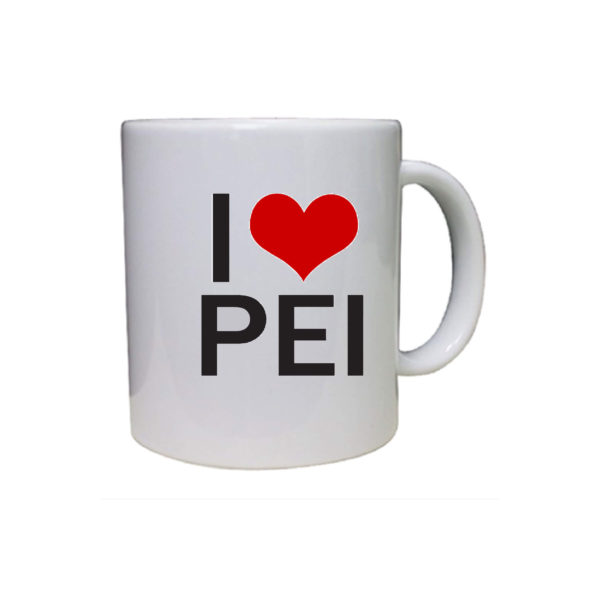 PEI Coffee Mug