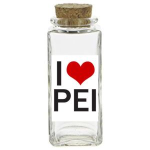 Small PEI sand bottle